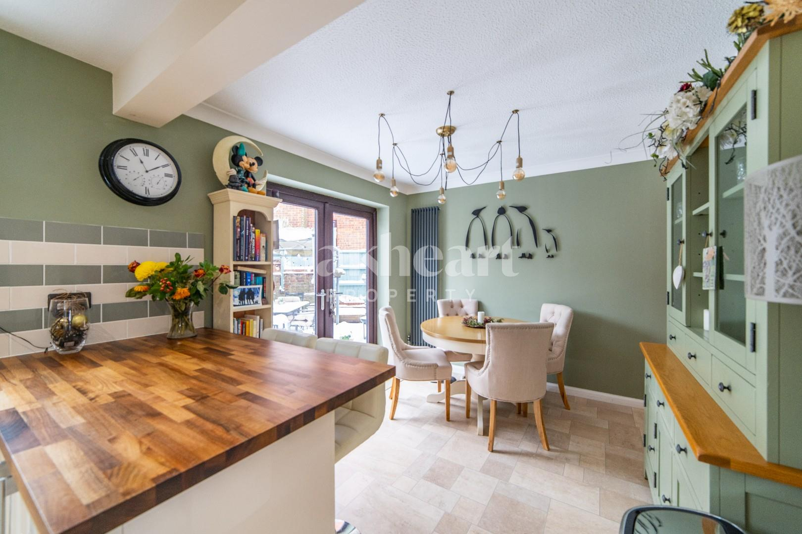 Open Plan Dining/Family Area